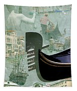 Venice Montage Tapestry