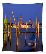 Venice Night Tapestry