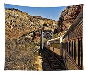 Verde Valley Railway Tapestry