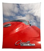 Vette Window Tapestry