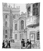 Vienna: Hofburgtheater Tapestry