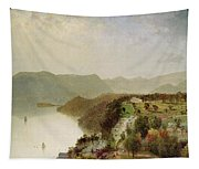 View Of Cozzen's Hotel Near West Point Ny Tapestry