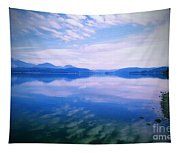 Vignette Lake Pend Orille  Tapestry