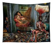 Vile World To View Tapestry