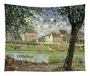 Villeneuve La Garenne Tapestry
