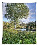 Vines And Trees Tapestry