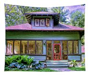 Vintage Craftsman Tapestry