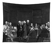 Voting Independence, 1776 Tapestry