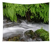 Wahkeena Falls One Tapestry