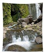 Wailua Falls And Rocks Tapestry