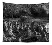 Walrus Beach Tapestry