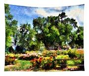 War Memorial Rose Garden  4 Tapestry
