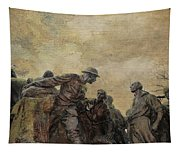 Wars Of America Tapestry