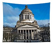 Washington State Capital Tapestry