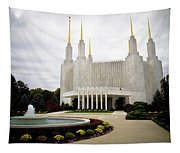 Washington Temple Tapestry