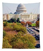 Washington2 Tapestry