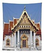 Wat Benchamabophit Ubosot Dthb180 Tapestry