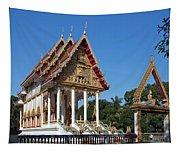 Wat Kan Luang Ubosot Dthu179 Tapestry