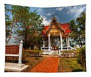 Wat Kham Chanot Tapestry