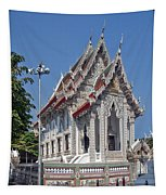 Wat Suan Phlu Ubosot Dthb1128 Tapestry