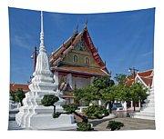 Wat Thong Nopphakhun Ubosot Dthb1169 Tapestry