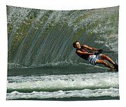 Water Skiing Magic Of Water 1 Tapestry