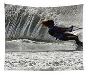 Water Skiing Magic Of Water 12 Tapestry