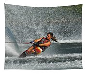 Water Skiing Magic Of Water 15 Tapestry