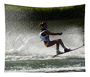 Water Skiing Magic Of Water 16 Tapestry