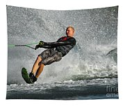 Water Skiing Magic Of Water 20 Tapestry