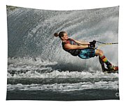 Water Skiing Magic Of Water 23 Tapestry