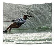 Water Skiing Magic Of Water 32 Tapestry