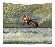 Water Skiing Magic Of Water 4 Tapestry