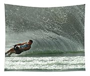 Water Skiing Magic Of Water 7 Tapestry