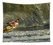 Water Skiing Magic Of Water 8 Tapestry