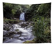 Waterfall In A Forest, Glenoe Tapestry