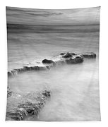 Waterfalls On The Rocks M Tapestry