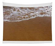 Waves Triptych Tapestry