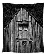 Weathered Structure - Bw Tapestry