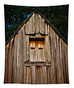 Weathered Structure Tapestry