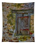 Weathered Vibrancy Tapestry