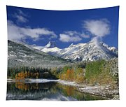 Wedge Pond Tapestry
