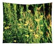 Weeds Tapestry