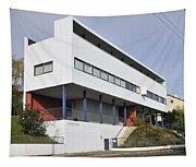 Weissenhof Settlement - Le Corbusier Building Tapestry