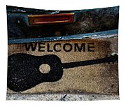 Welcome Tapestry