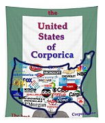 Welcome To Corporica Tapestry