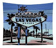 Welcome To Vegas  Tapestry