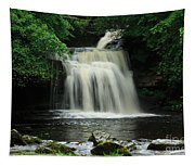 West Burton Falls In Wensleydale Tapestry