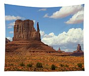 West Mitten Butte Tapestry