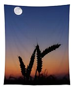 Wheat, Harvest Moon Tapestry